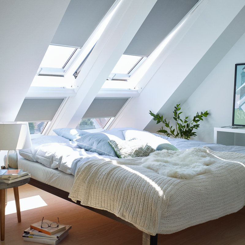 Genuine velux blinds in glasgow blackout blinds casa for Velux window shades