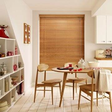 wooden blinds glasgow
